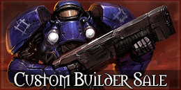 Custom Builder Summer Sale