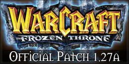 WarCraft III Patch 1.27a Changelog